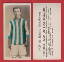 Huddersfield Town William Smith England